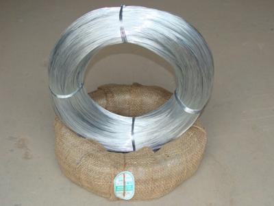Electro galvanized wire