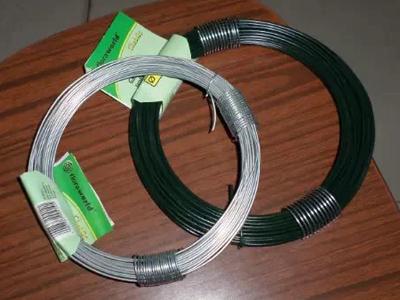 Reinforcement binding wire